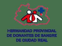 donantes de sangre ciudad real - logotipo